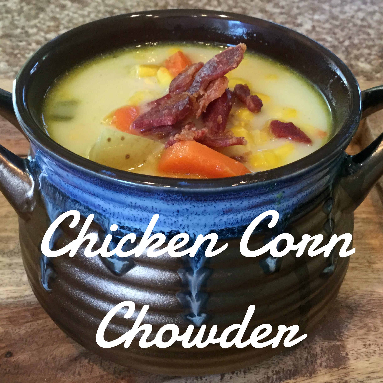 chicken corn chowder cover