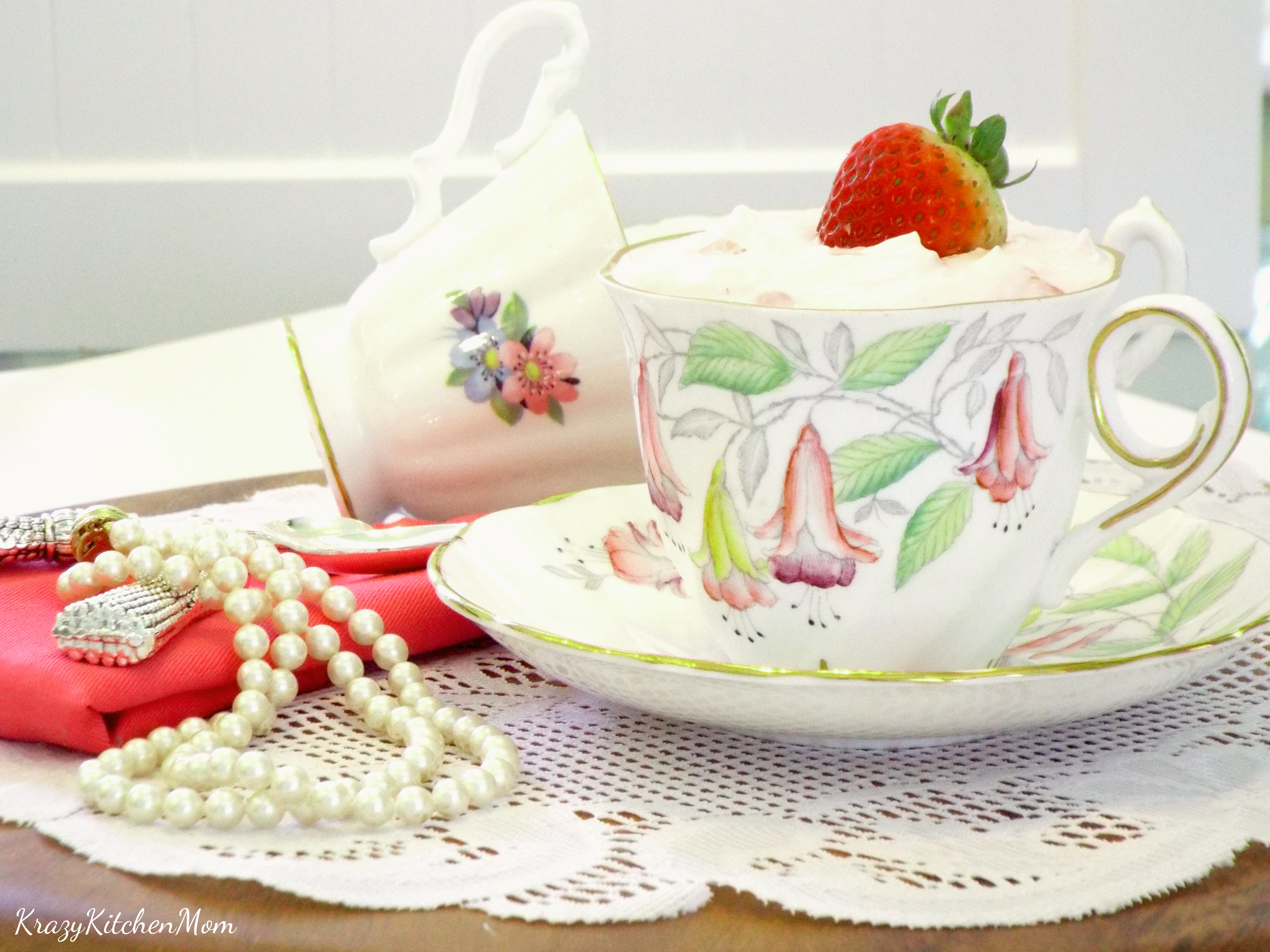 TeaTimeStrawberryMousse B