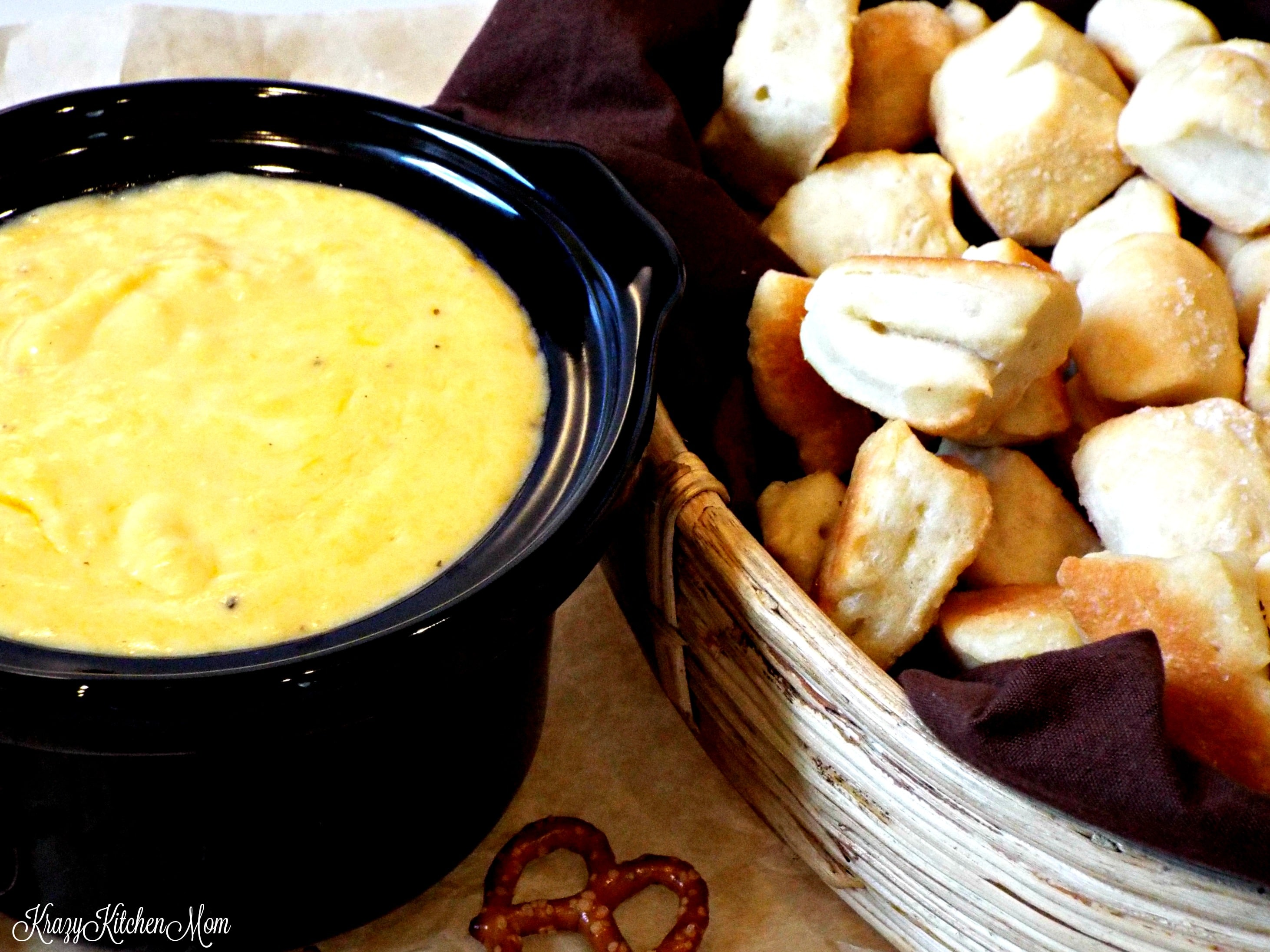 Beer Cheese Dip | Krazy Kitchen Mom