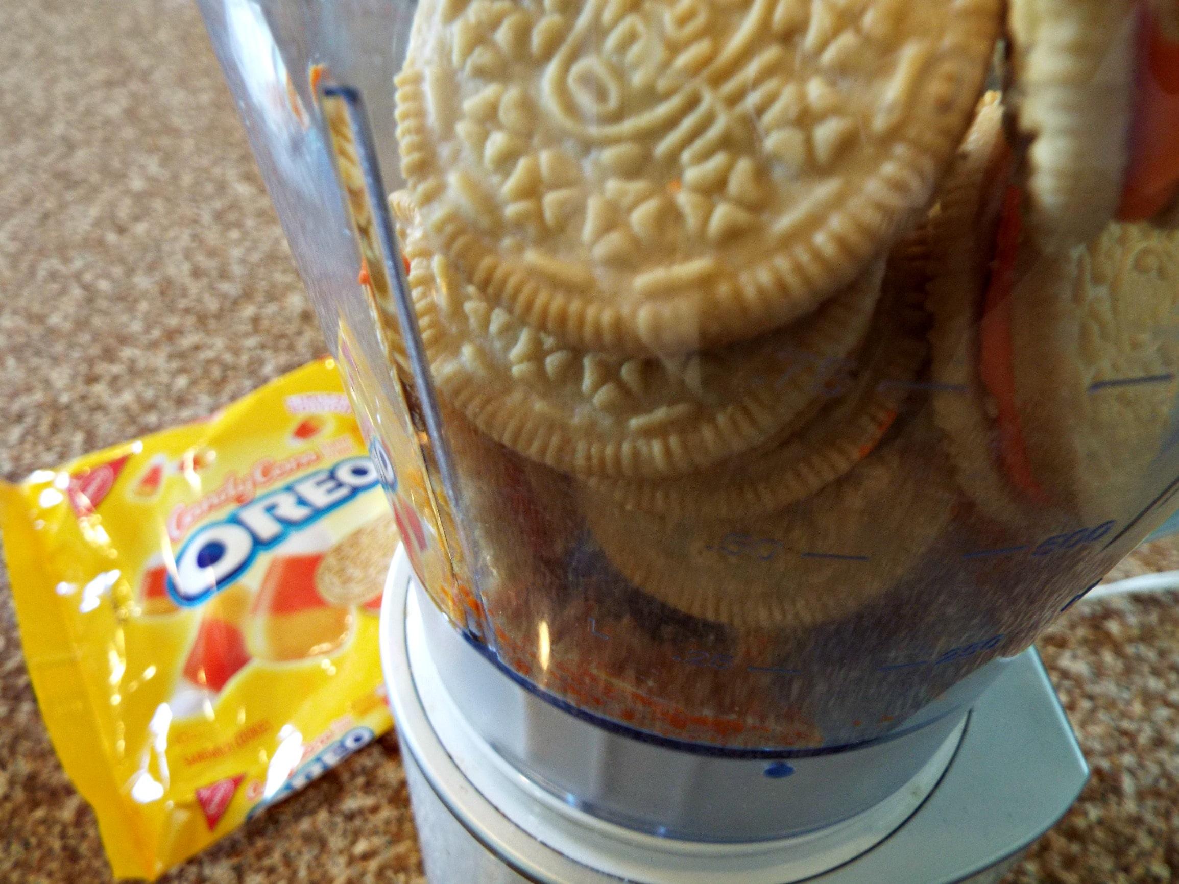 Candy Corn Oreo Cookie Balls | Krazy Kitchen Mom