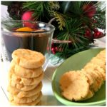 Cheddar Cheese Shortbread