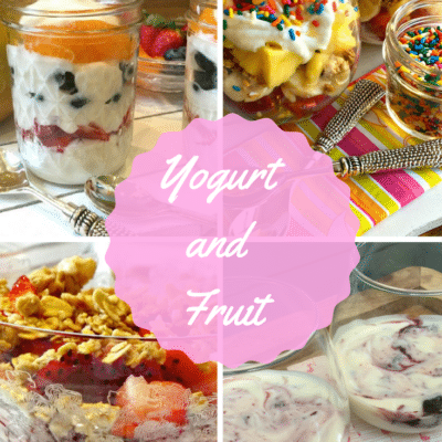 Four Quick and Delicious Yogurt Recipes