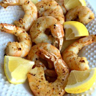 Shrimp, Scampi, Shrimp scampi, gulf coast pink shrimp, pink shrimp