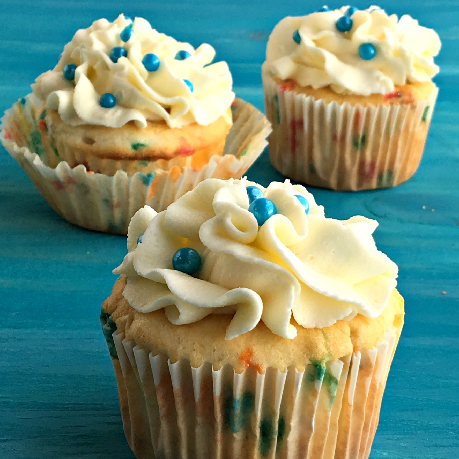 Classic Buttercream Frosting, Buttercream, Frosting, Cupcakes