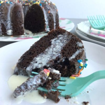 Cathy's Famous Triple Chocolate Bundt Cake
