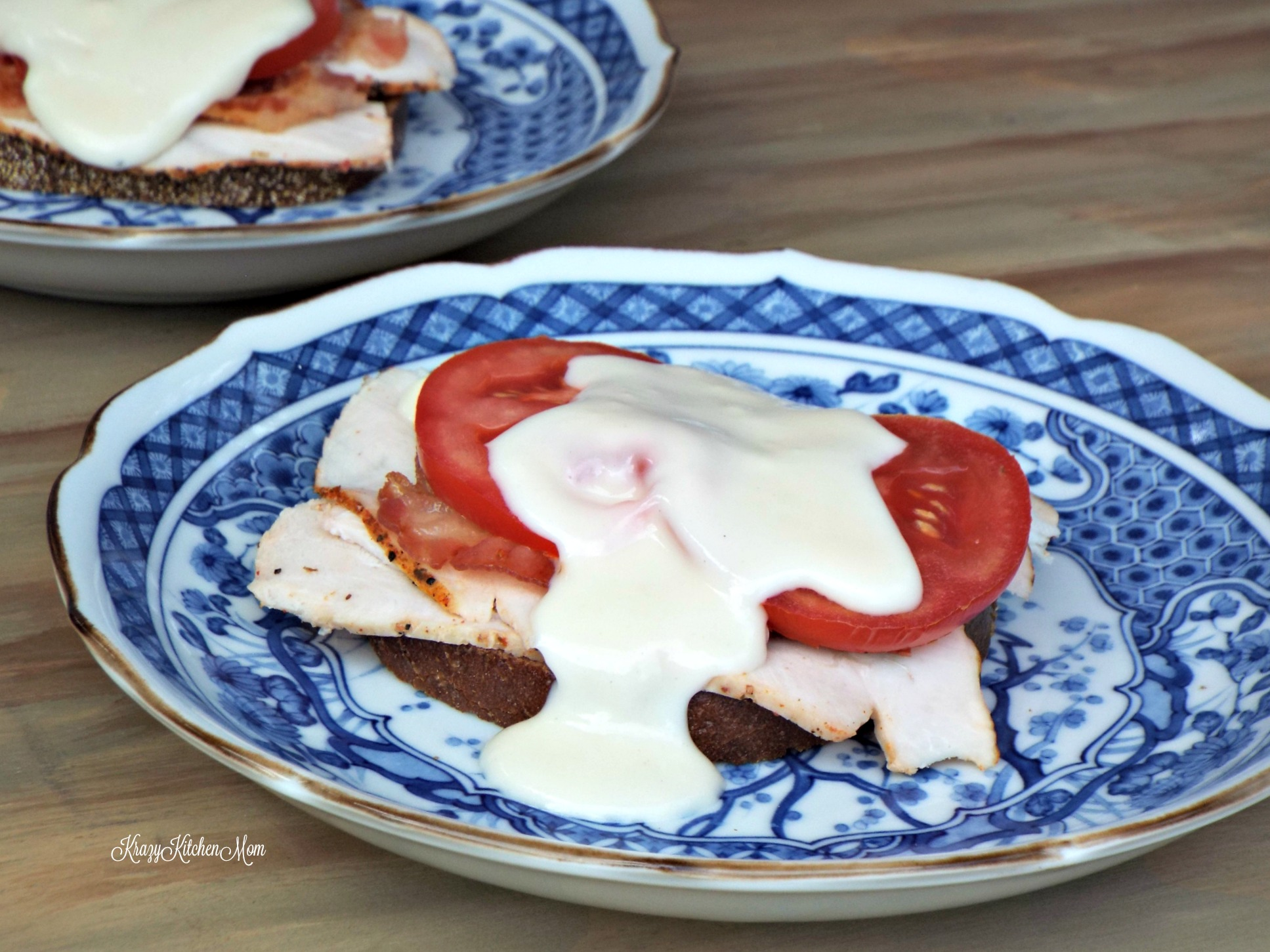 Kentucky Hot Brown with Turkey