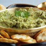 Cilantro Jalapeño Hummus