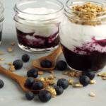 How to make Fruit on the bottom yogurt