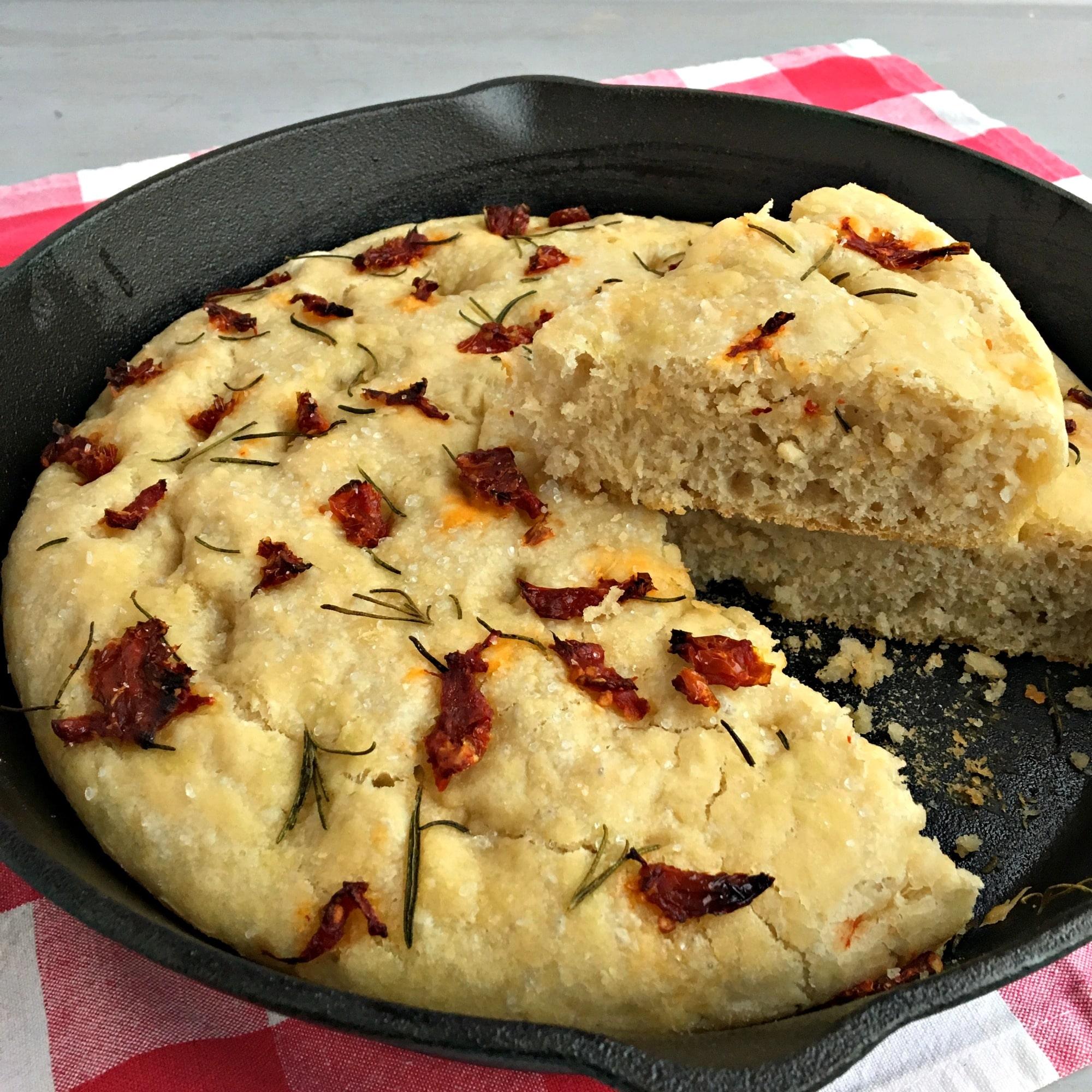 Easy Skillet Focaccia Bread FB.png