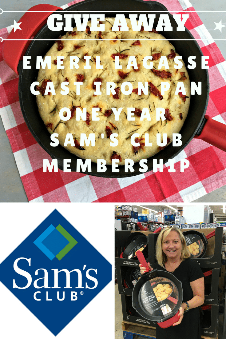 Sam's Club Giveaway
