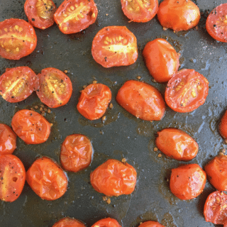 cut 12 cherry tomatoes at one time