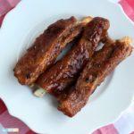 Instand Pot BBQ Ribs