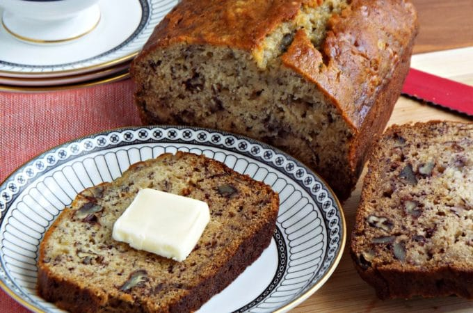 Mom's Best Homemade Banana Bread