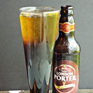 Black Velvet Champagne Beer Cocktail