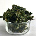 Healthy Crispy Kale Chips