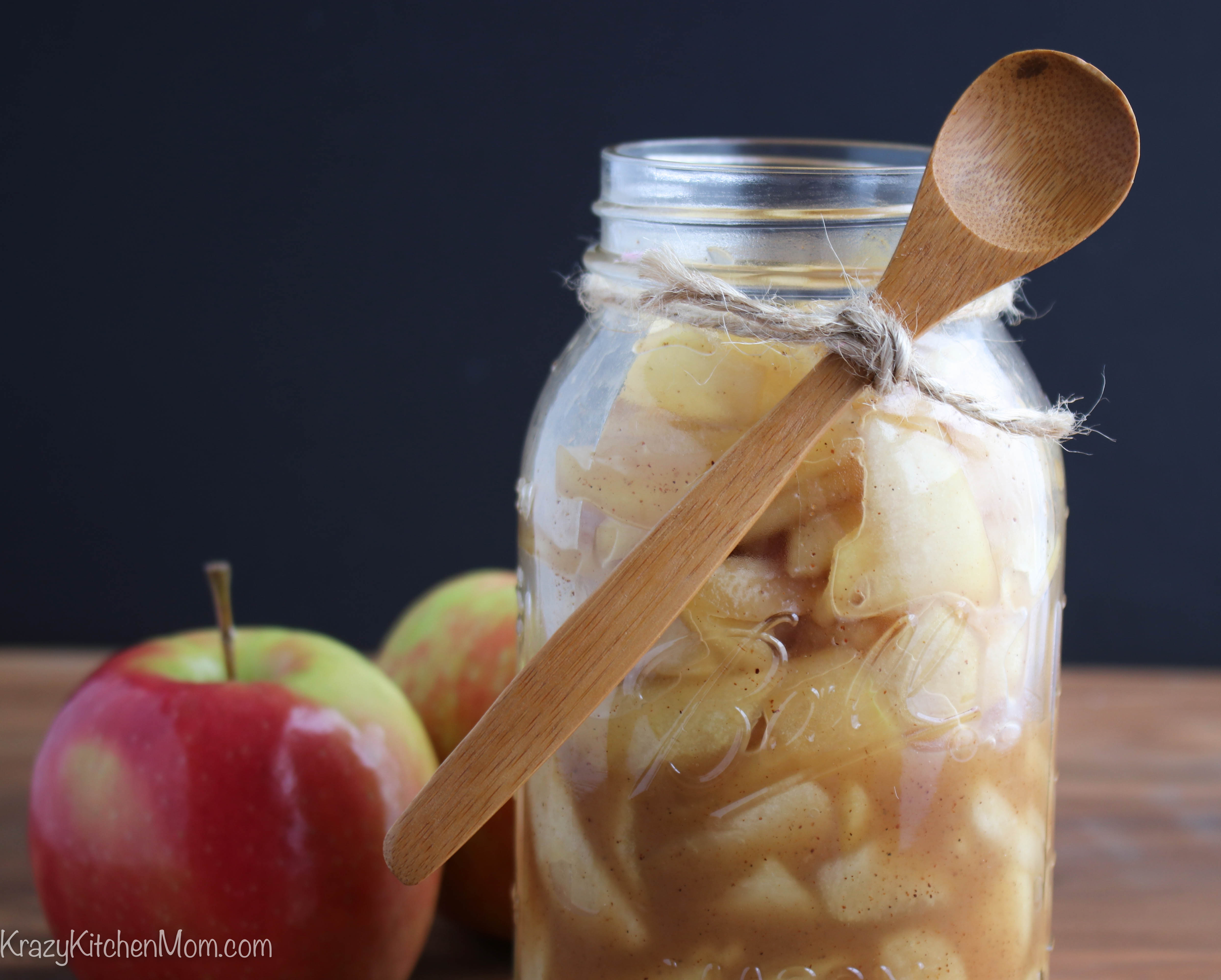 Easy Homemade Apple Pie Filling