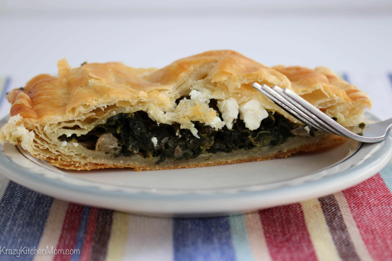 Easy Greek Spinach Pie