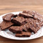Easy Brownie Brittle From A Box Mix
