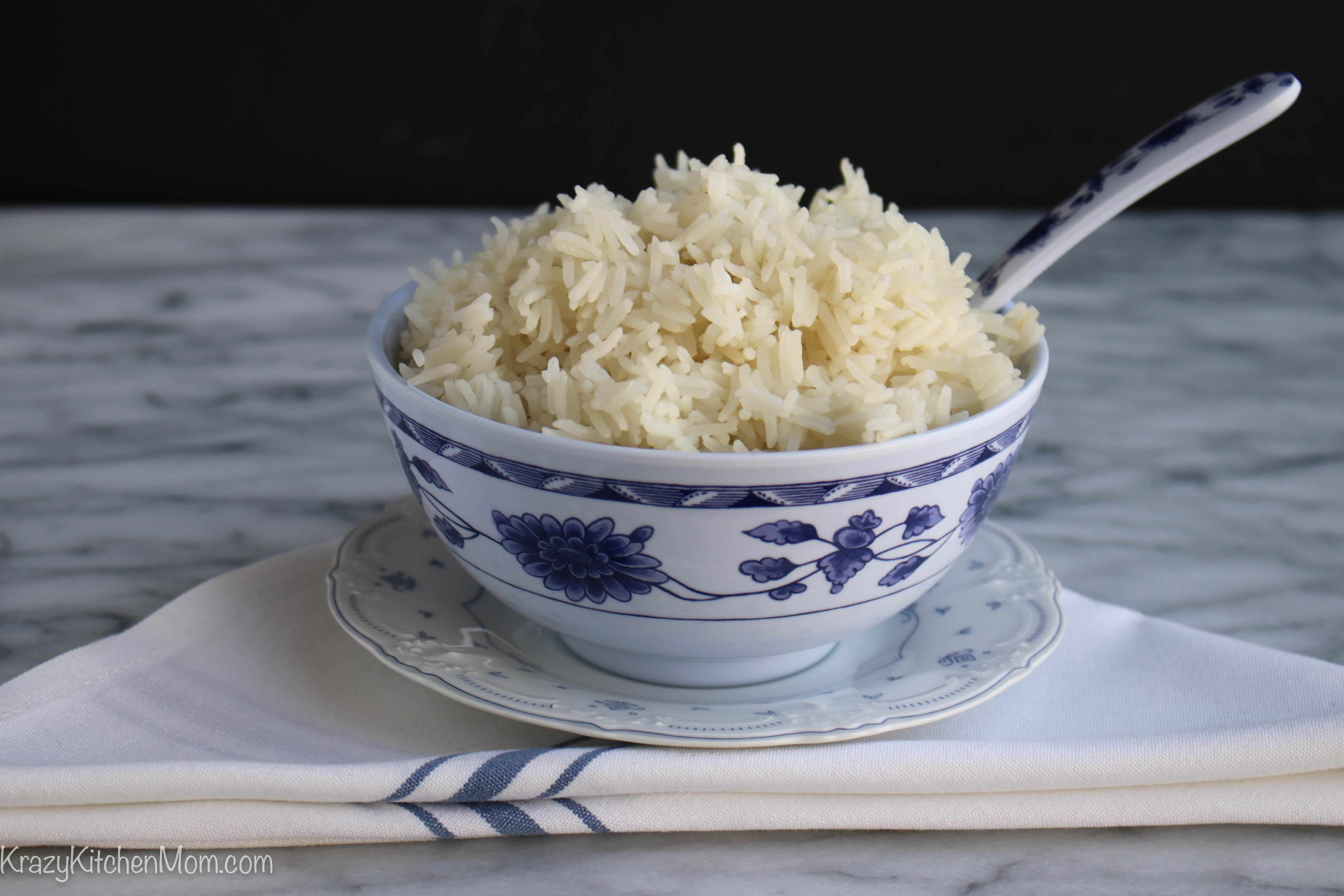 Perfect Instant Pot Rice Every Time