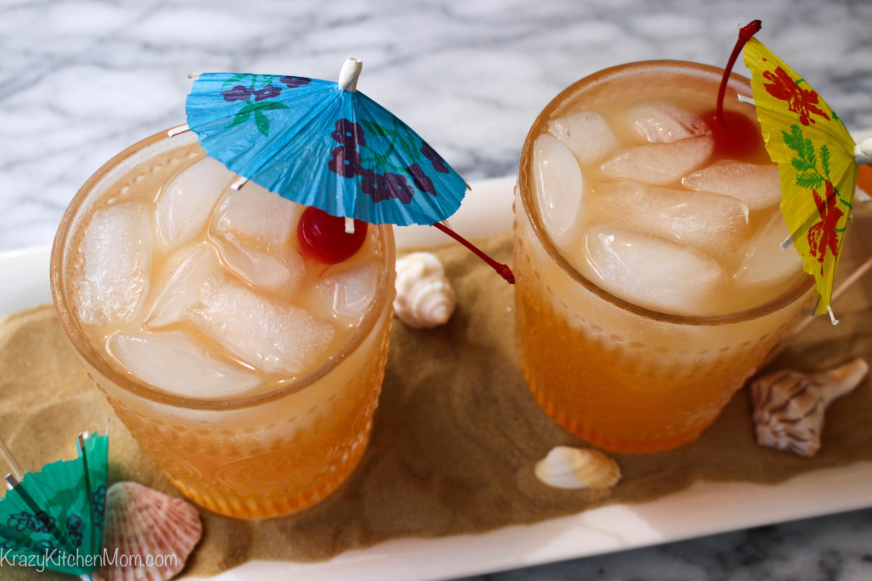 Classic Mai Tai Cocktail