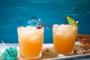 Classic Mia Tia Cocktail
