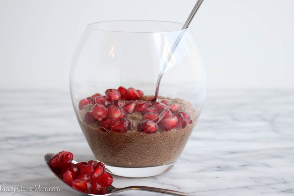 Mocha Coffee Chia Pudding
