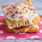 Homemade Berry Poptart Pastries