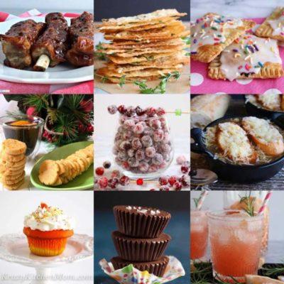 2018 Top Nine Recipes