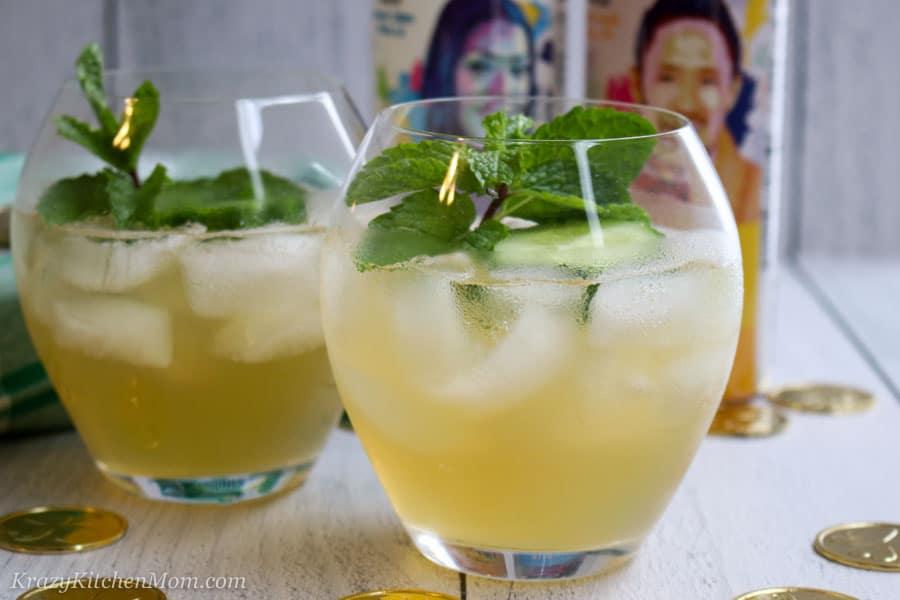 Irish Maid Cocktail