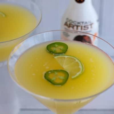 Mexican Margarita Martini