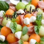 Melon Ball Prosciutto Salad A