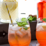 Lemonade Aperol Spritz