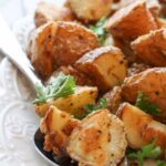 Crispy Roasted Herb Potatoes