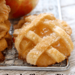 Cheese apple pies