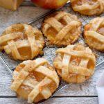 Mini Apple Cheddar Pies