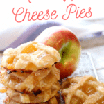 Mini Apple Cheese Pies