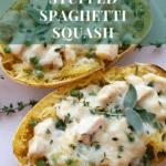 Stuffed Spaghetti Squash