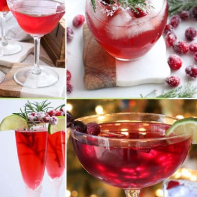 The Best Cranberry Cocktail Recipes