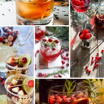 Ten Christmas Cocktails from Top Bloggers