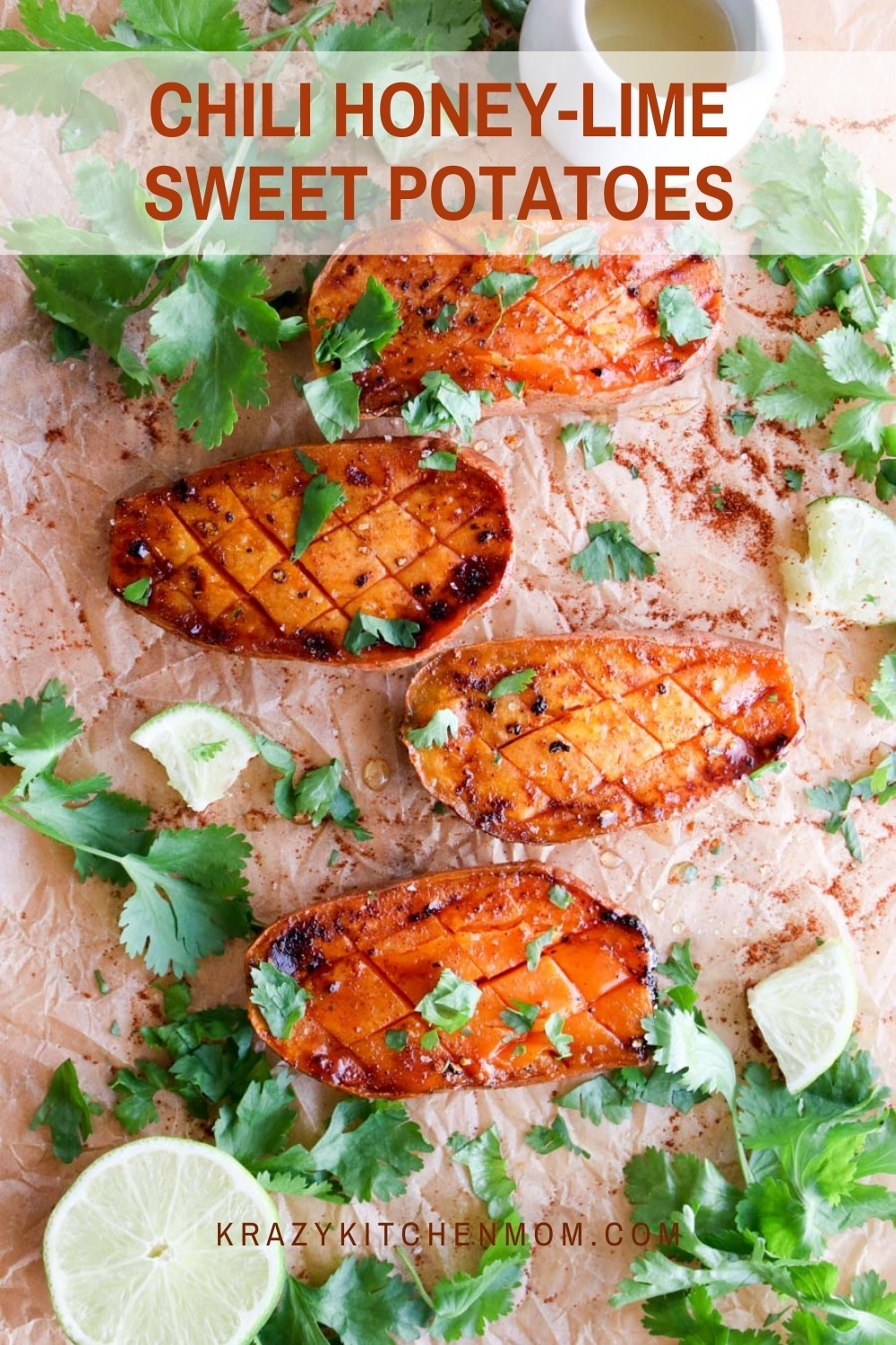 Sweet, spicy, savory sweet potatoes are slow-roasted creating a mouth-watering cartelized flavor making the perfect side dish. via @krazykitchenmom
