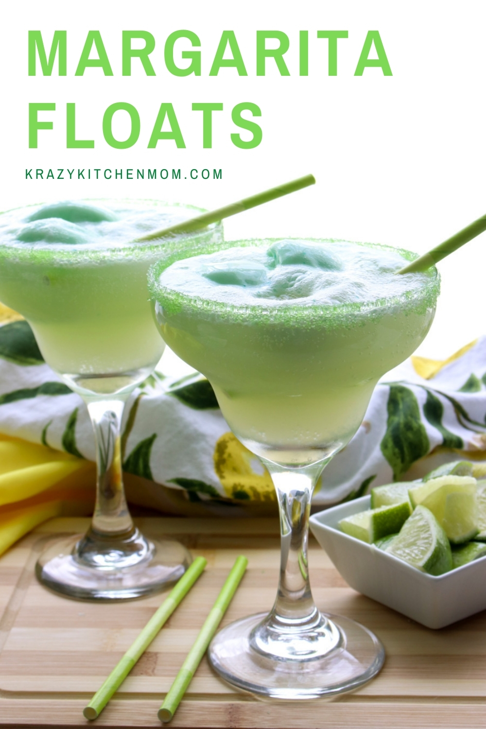 Drink or dessert? Either way, this drink will liven up any party or get-together. It's cold, refreshing, dairy-free, and a fan favorite. via @krazykitchenmom