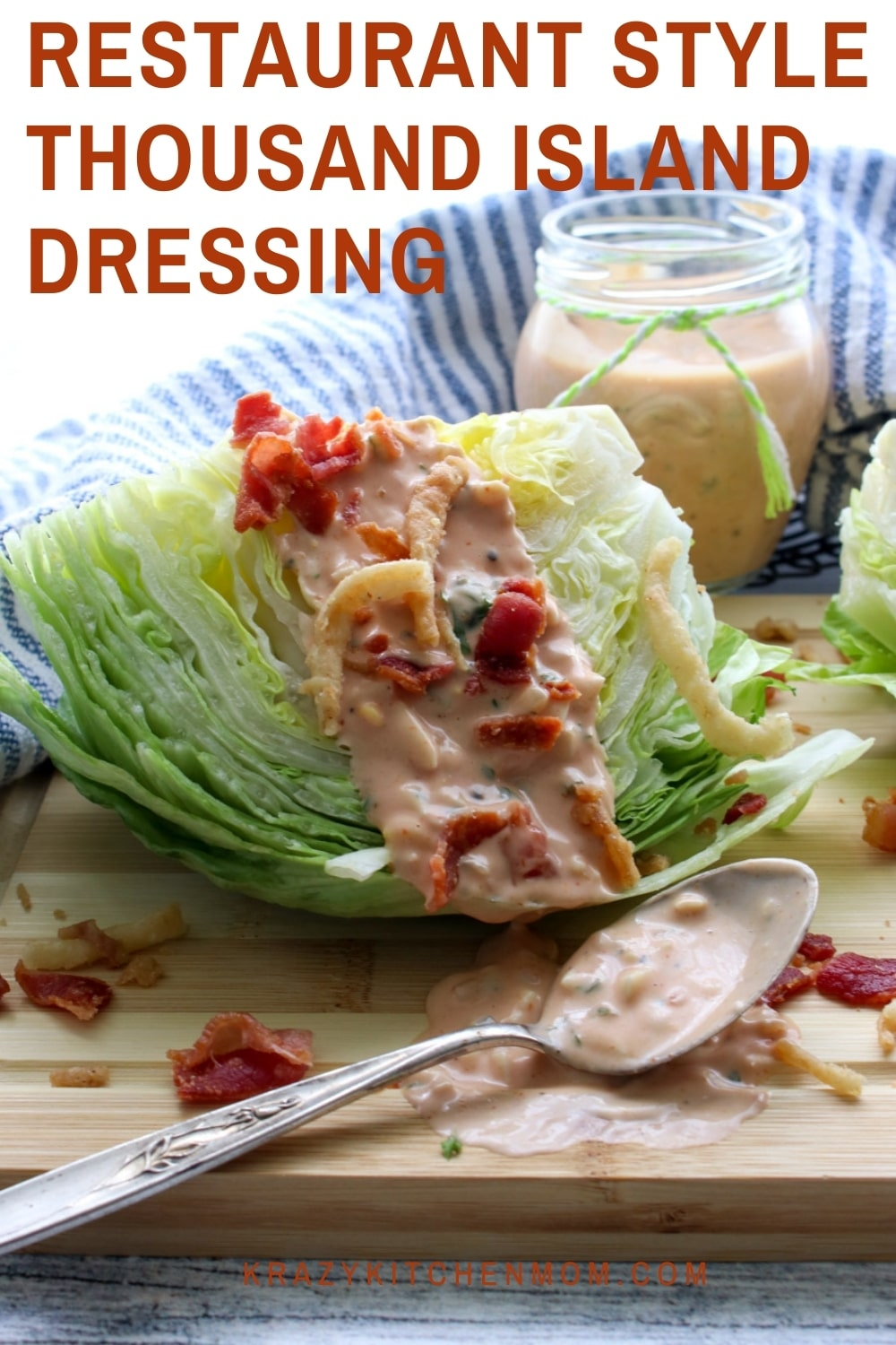 No need to buy salad dressing when you can make a flavor-packed dressing in just minutes using everyday pantry ingredients. via @krazykitchenmom